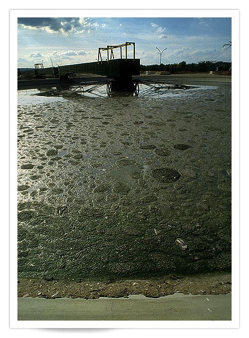 Очистка сточных вод необходима промышленным предприятиям